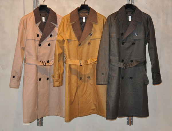 COATING TRENCH COAT